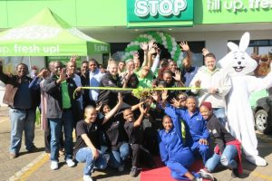 FRESHSTOP AT CALTEX ONE UP SERVICE STATION UPSKILLING WOMEN IN KATLEHONG