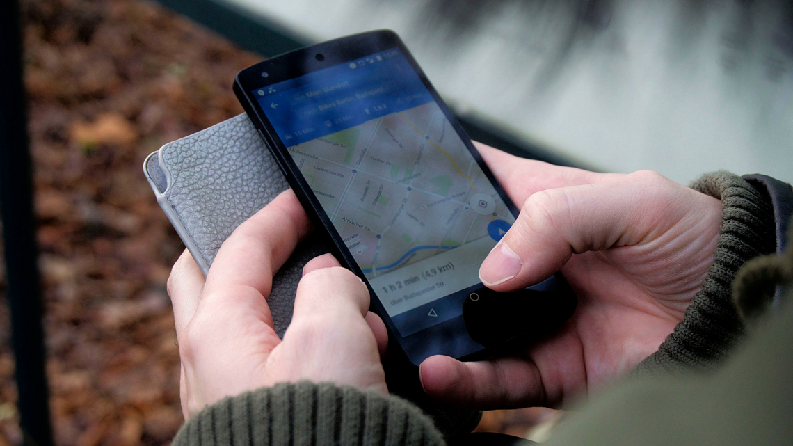 Google Maps and Finding your way! - Freshstop on